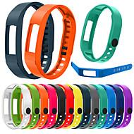 billiga Smart klocka Tillbehör-Klockarmband för Vivofit 2 Garmin Sportband Silikon Handledsrem