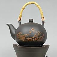 billige Kaffe og te-Keramikk Varmebestandig Uregelmessig 1pc vannkoker