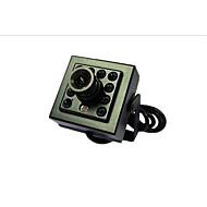 billige Overvåkningskameraer-700tvl wdr 0.001lux 940 ikke-luminescerende ledet miniature CCTV kamera / innebygget overvåkingskamera