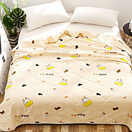 billige Hjemmetekstiler-Komfortabel - 1stk dyne Sommer Polyester Geometrisk
