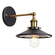 billige Vegglamper-Kreativ / Nytt Design Retro / vintage / Land Vegglamper Stue / Leserom / Kontor Metall Vegglampe 110-120V / 220-240V