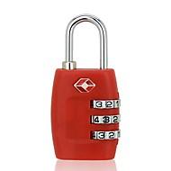 billige Intelligente låser-TSA335 Sinklegering / ABS + PC Lås Smart hjemme sikkerhet System Hjem / kontor (Lås opp modus Passord)