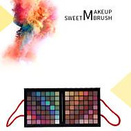 billiga Ögonskuggor-177 färger Ögonskuggor / Puder Öga Vardagsmakeup / Festmakeup / Sotig makeup Smink Kosmetisk / Matt / Skimmrig