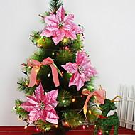 baratos Decoração-Árvores de Natal Árvore de Natal Plástico árvore de Natal Festa Decoração de Natal