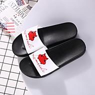 tanie Pantofle-dzień dziękczynienia pantofle damskie / męskie pantofle gościnne kapcie / kapcie / kapcie domowe gumowe nadruki dla zwierząt