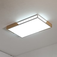 billige Taklamper-QIHengZhaoMing Takplafond Omgivelseslys 110-120V / 220-240V, Varm Hvit / Kald Hvit, LED lyskilde inkludert