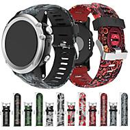 billiga Smart klocka Tillbehör-Klockarmband för Fenix 3 Garmin Sportband / DIY Verktyg Silikon Handledsrem