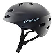 Χαμηλού Κόστους Κράνη για σκι-Bike Helmet 10 Αεραγωγοί EPS, ABS Αθλητισμός Αναρρίχηση / Ποδηλασία / Ποδήλατο / Σκι - Κόκκινο / Μπλε / Ροζ Γιούνισεξ