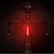 LED اضواء الدراجة ضوء الدراجة الخلفي أضواء السلامة أضواء الذيل دراجة جبلية ركوب الدراجة ضد الماء محمول سريع الإصدار بطارية قابلة لإعادة الشحن 1000 lm طاقة قابلة للشحن أبيض أحمر أخضر - HJ