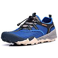 baratos Sapatos Masculinos-Homens Sapatos Confortáveis Com Transparência Verão Esportivo / Casual Tênis Água / Tênis Anfíbio Respirável Marron / Azul / Khaki