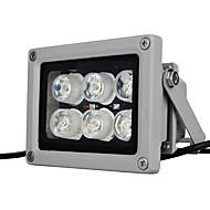 billige Sikkerhetsutstyr-fabrikk oem infrarød lyskilde lampe aj-bg6060 for sikkerhetssystemer 11.3 * 8.5 * 9.5 cm 0.6 kg