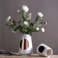 billige Kunstige blomster-Kunstige blomster 0 Gren Singel Stilfull / Moderne Vase Bordblomst