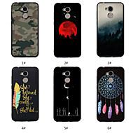 billiga Mobil cases & Skärmskydd-fodral Till Huawei Honor 10 / Honor 9 Lite Mönster Skal Ord / fras / Landskap / Drömfångare Mjukt TPU för Huawei Honor 10 / Huawei Honor 9 Lite / Honor 7A