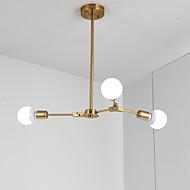 billige Takbelysning og vifter-OYLYW 3-Light Sputnik Lysekroner Omgivelseslys galvanisert Metall Justerbar 110-120V / 220-240V