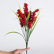 billige Kunstige blomster-Feriedekorasjoner Halloween dekorasjoner Halloween underholdende Dekorativ / Kul Rød 1pc