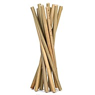 billiga Dricksglas-Dryckes Sugrör Trä / Bambu Värmeisolerad Fest / Ledigt / vardag