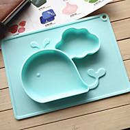 billige Bakeredskap-Bakeware verktøy silica Gel Kreativ Kjøkken Gadget Originale kjøkkenredskap Rektangulær Brett 1pc