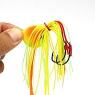 billiga Fiske-1 pcs Jiggar Pimplar Bly Lätt att använda Sjöfiske / Flugfiske / Kastfiske