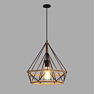 billige Takbelysning og vifter-Lanterne Anheng Lys Omgivelseslys Malte Finishes Metall 110-120V / 220-240V Pære ikke Inkludert / SAA