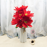billige Kunstige blomster-Kunstige blomster 1 Gren Klassisk Enkel Stil Evige blomster Bordblomst