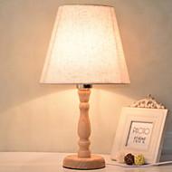 billige Skrivebordslamper-Moderne / Nutidig Nytt Design / Dekorativ Skrivebordslampe Til Soverom / Leserom / Kontor Tre / Bambus 220V Tre