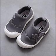 baratos Sapatos de Menino-Para Meninos / Para Meninas Sapatos Tecido elástico Primavera / Outono Conforto Rasos para Bébé Cinzento / Rosa claro