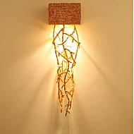 billige Taklamper-QIHengZhaoMing LED / Moderne Moderne Vegglamper butikker / cafeer / Kontor Metall Vegglampe 110-120V / 220-240V 10 W / GU10 / E27