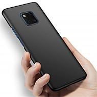 billiga Mobil cases & Skärmskydd-fodral Till Huawei Huawei Mate 20 Pro / Huawei Mate 20 Frostat Skal Enfärgad Hårt PC för Mate 10 / Mate 10 pro / Mate 10 lite / Mate 9 Pro