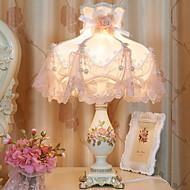 billige Lamper-Traditionel / Klassisk Nytt Design / Dekorativ Bordlampe Til Soverom / Leserom / Kontor Harpiks 220V