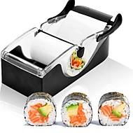 baratos Utensílios de Cozinha-1pç Utensílios de cozinha Plástico Gadget de Cozinha Criativa Utensílio para Sushi Utensílios de Cozinha Inovadores