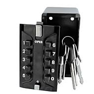billige Tastelåser-KS006 Sinklegering Lås Smart hjemme sikkerhet System Hjem / kontor (Lås opp modus Passord)