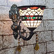 baratos Arandelas de Parede-Criativo / Adorável Tifani / Retro / Vintage Luminárias de parede Quarto / Interior Resina Luz de parede 110-120V / 220-240V 25 W