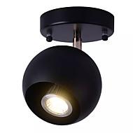 billige Taklamper-QIHengZhaoMing Flush Mount Lighting Omgivelseslys galvanisert Metall 110-120V / 220-240V Varm Hvit