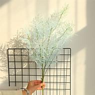 billige Kunstig Blomst-Kunstige blomster 1 Afdeling Klassisk Fest / Aften / pastorale stil Planter Gulvblomst