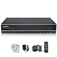 billige DVR & DVR-kort-sannce® 8ch 960h DVR multi-modus inngang w / ecloud hdmi 1080p / vga / bnc utgang-sanntids fjernvisning qr kode skanning p2p