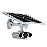 billige IP-kameraer-1080p starlight cmos solenergi sikkerhet utendørs hw0029-5 kamera med to batterier