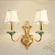 billige Vegglamper-Kreativ Moderne Moderne Vegglamper Soverom / Innendørs Metall Vegglampe 220-240V 40 W