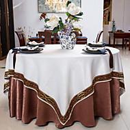 billige Duker-Moderne 100g / m2 Polyester Strik Stretch Kvadrat Duge Geometrisk Borddekorasjoner 1 pcs