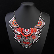 Belly Dance Jewelry Women's Training / Performance Alloy Crystals Necklace