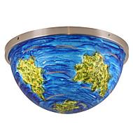 billige Taklamper-ZHISHU 3-Light geometriske / Originale Skyllmonteringslys Nedlys Malte Finishes Metall Kreativ, Nytt Design 110-120V / 220-240V