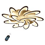 billige Taklamper-UMEI™ Sirkelformet / geometriske / Originale Skyllmonteringslys Omgivelseslys eloksert Aluminum Akryl Mulighet for demping, LED, Nytt Design 110-120V / 220-240V Varm Hvit / Hvit / Dimbar med