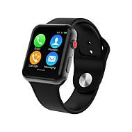 olcso Újdonságok-Indear 12SPRO Intelligens karkötő Android iOS Bluetooth Smart Sportok Vízálló Szívritmus monitorizálás Lépésszámláló Hívás emlékeztető Testmozgásfigyelő Alvás nyomkövető ülő Emlékeztető