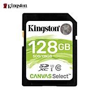 Kingston 128GB SD Kart hafıza kartı Sınıf 10