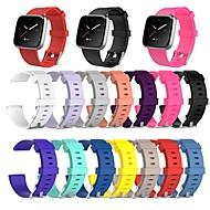 Horlogeband voor Fitbit Versa / Fitbit Versa Lite Fitbit Sportband Silicone Polsband