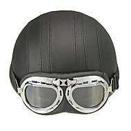 pół kask kask motocyklowy dla dorosłych unisex łatwy opatrunek / oddychający