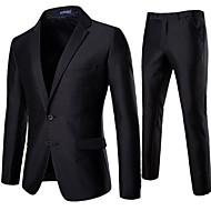 בגדי ריקוד גברים שחור L XL XXL חליפות