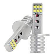 2 pcs h1 levou luzes de nevoeiro do carro sharp chip 12smd 2525led 60 w 6000 k luzes de nevoeiro auto leds lâmpada de condução de carro de alta potência 12 v 750lm-