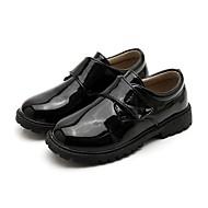Garçon Polyuréthane Oxfords Petits enfants (4-7 ans) Confort Noir Eté