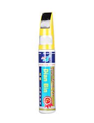 Car Paint Pen-Automobile Scratches Mending-Touch Up-COLOR TOUCH For Honda B92P-Nighthawk Black-Luminous Black