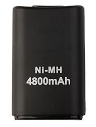 Недорогие -USB Батареи Назначение Xbox 360 ,  Перезаряжаемый Батареи ABS 1 pcs Ед. изм